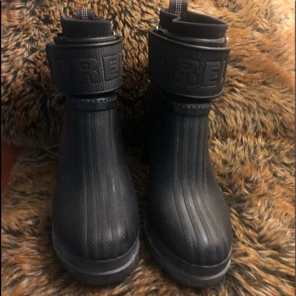 Rare :   Sorel rubber bootie